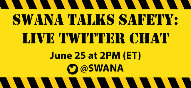 SWANA Talks Safety: Live Twitter Chat